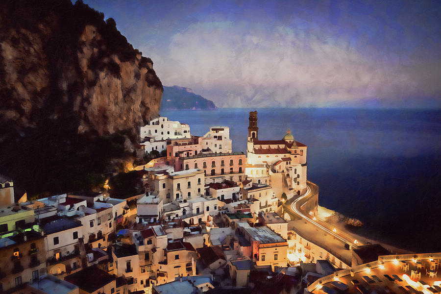 Amalfi, Italy - 25 by Andrea Mazzocchetti
