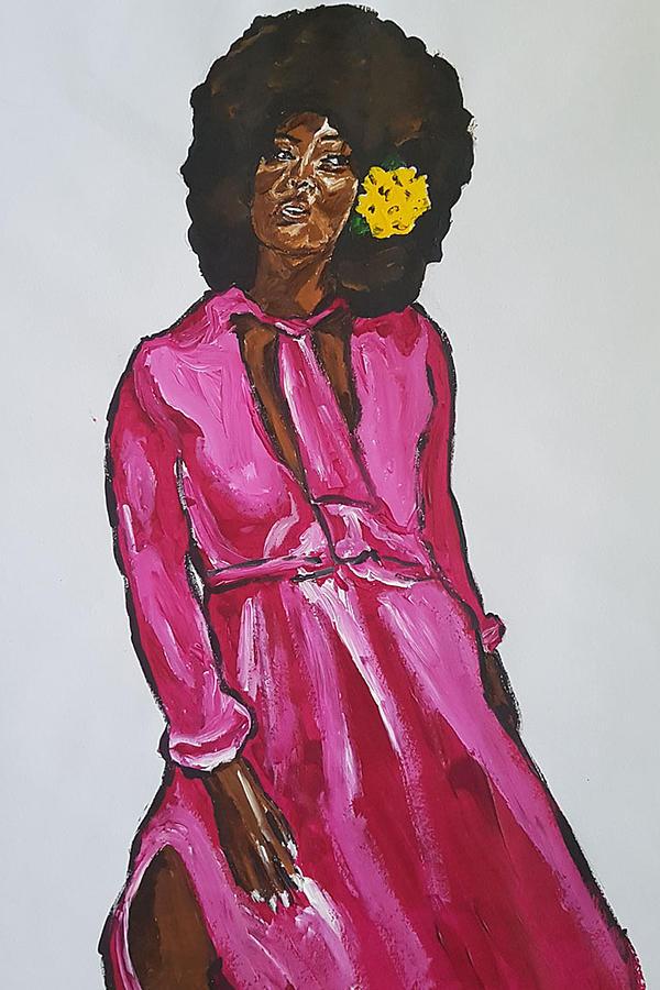 Amara LaNegra by Rachel Natalie Rawlins