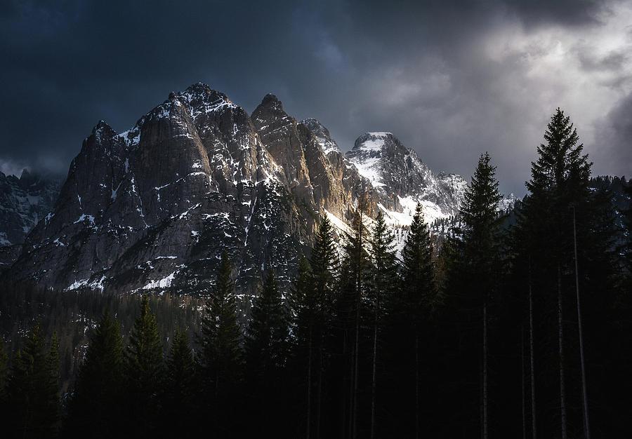 Amazing Dolomites by Suleyman Derekoy