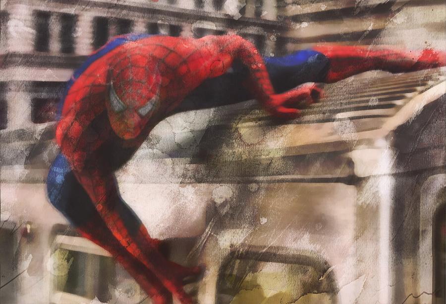 Amazing Spiderman by Mario Carini