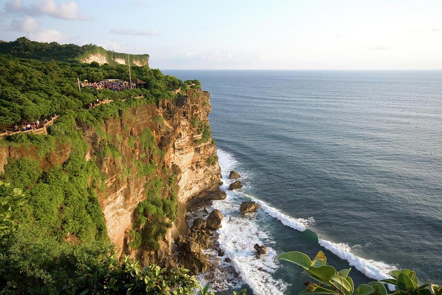 Amazing Views At Uluwatu, Bali Photograph by Tuomas Lehtinen
