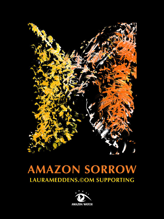 Amazon Sorrow by Laura Meddens