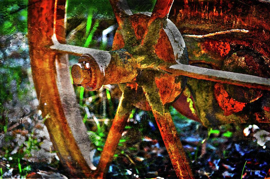 Ambition Wheel Photograph