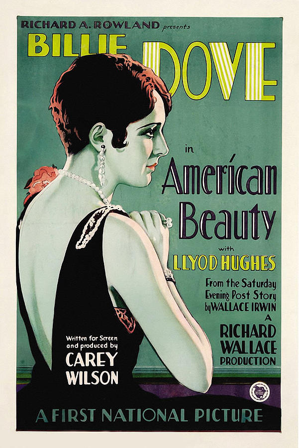American Beauty  by First National Pictures