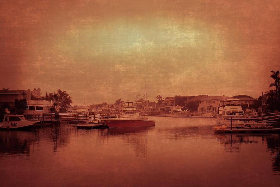 Boat Photograph - American Dream by Alina Avanesian