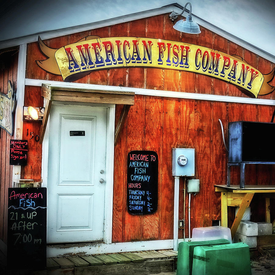 American Fish Company by Don Margulis