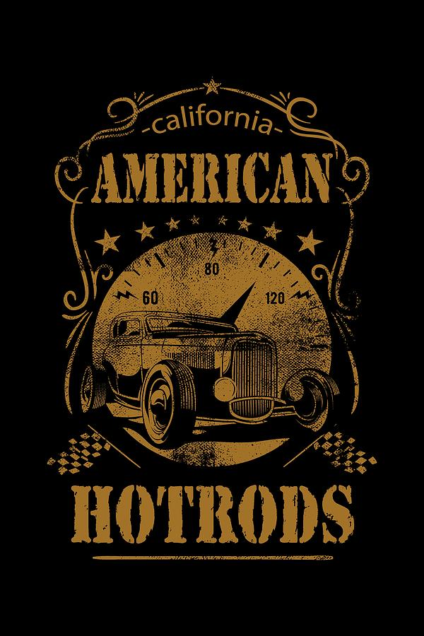 American Hotrods by Keith Hawley