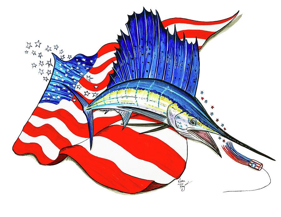 American Sail by Mark Ray