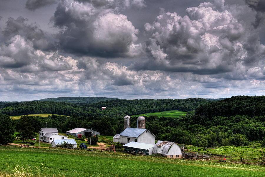 America's Dairyland In Sauk County by Dale Kauzlaric