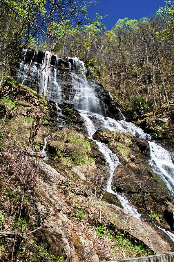 Amicalola Falls 1 by George Taylor