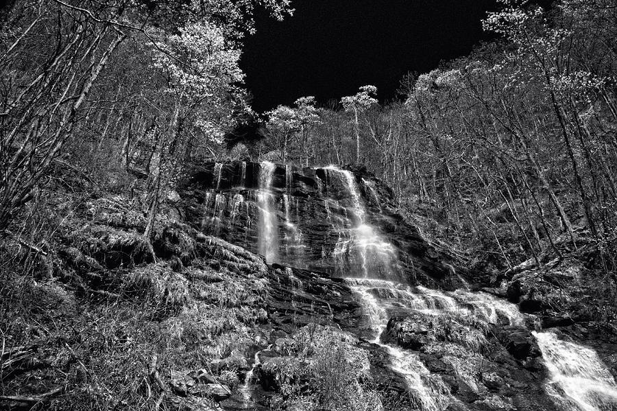 Amicalola Falls 2 by George Taylor