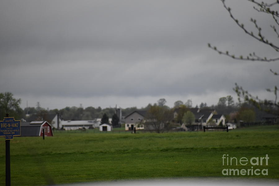 Amish Homestead by Christine Clark
