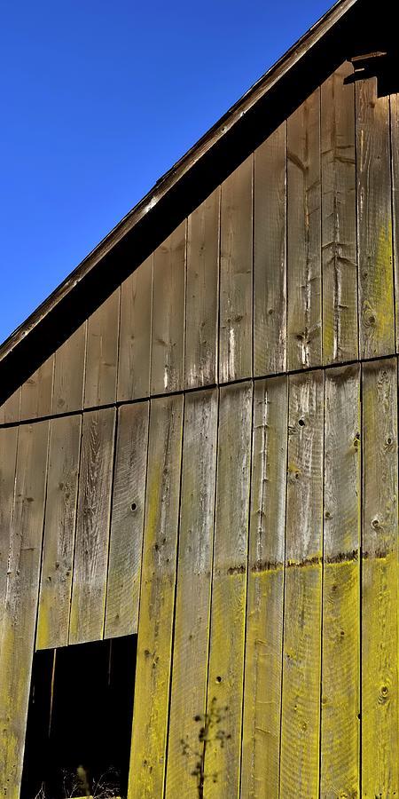 Amity Road Barn 3 Photograph