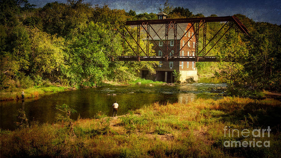 Ammerman Mill by Debra Fedchin