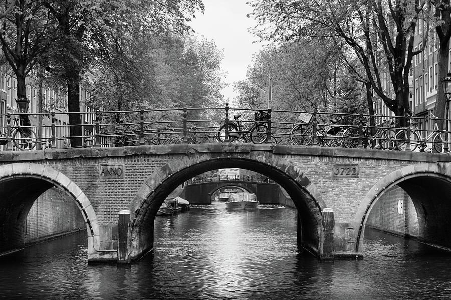 Amsterdam Canal City by Georgia Fowler