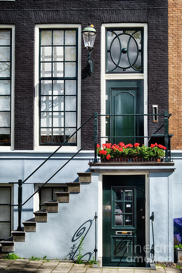 Amsterdam Doors and Windows by George Oze