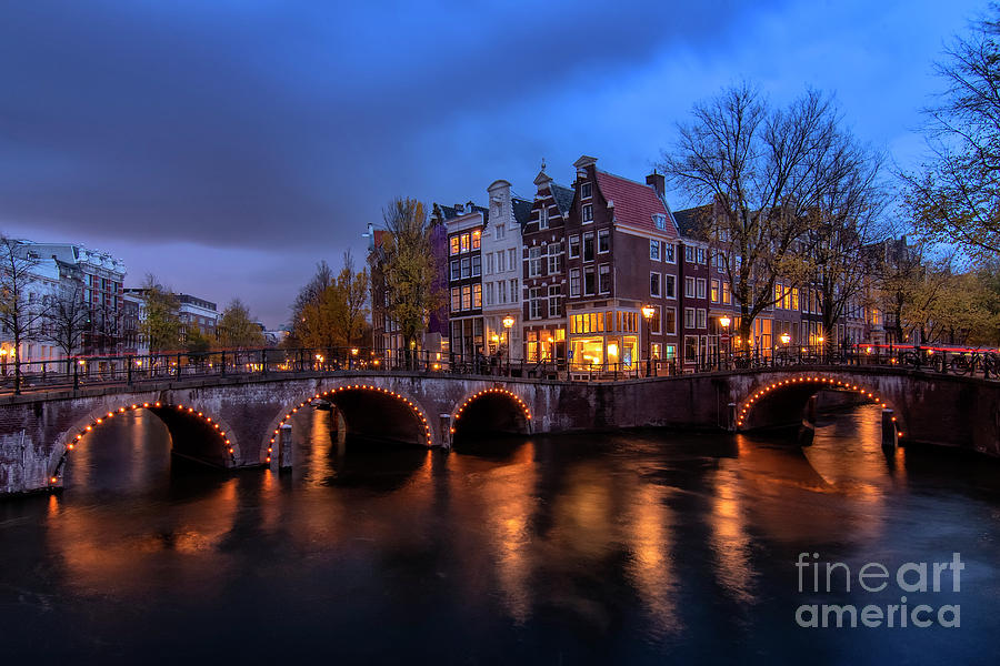 Amsterdam Photograph - Amsterdam by Hernan Bua