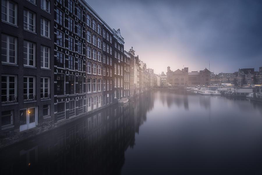 Amsterdam Morning IIi Photograph by Carlos F. Turienzo