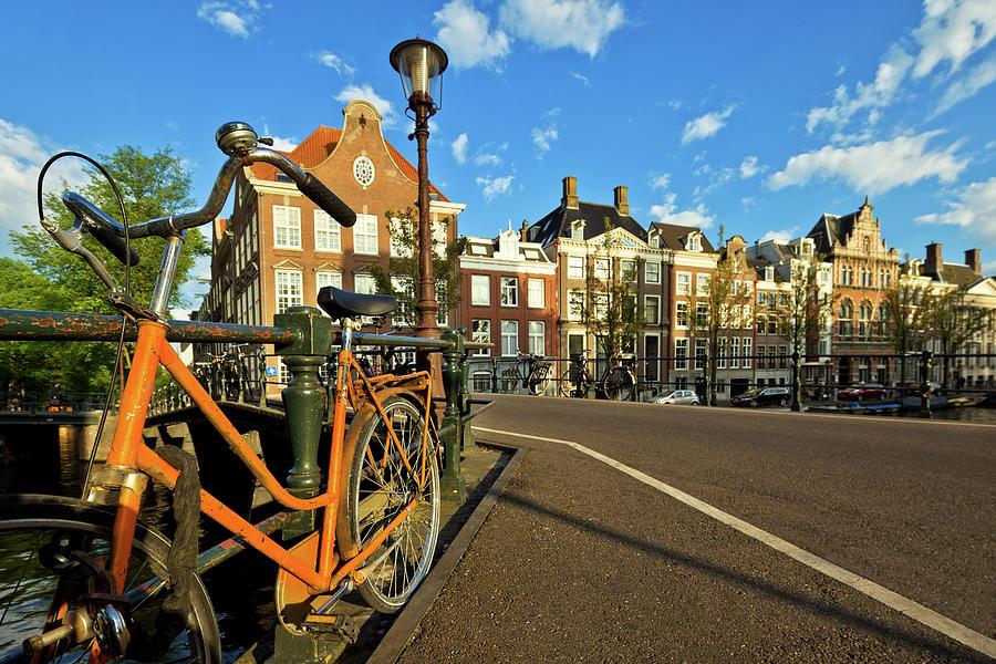 Amsterdam Photograph by Nikada