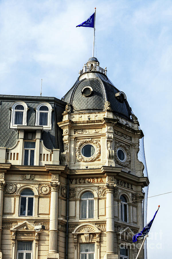 Amsterdam Victoria Hotel by John Rizzuto