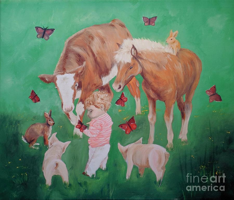 Amy's Farm by Abbie Shores