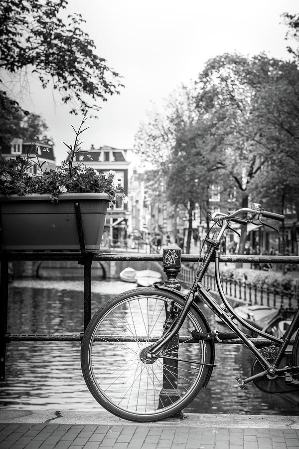 An Amsterdam Scene by Georgia Fowler