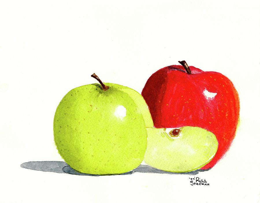 An Apple A Day by Rich Stedman