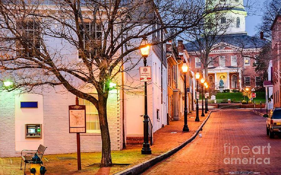 Anapolis Maryland by Rod Jellison