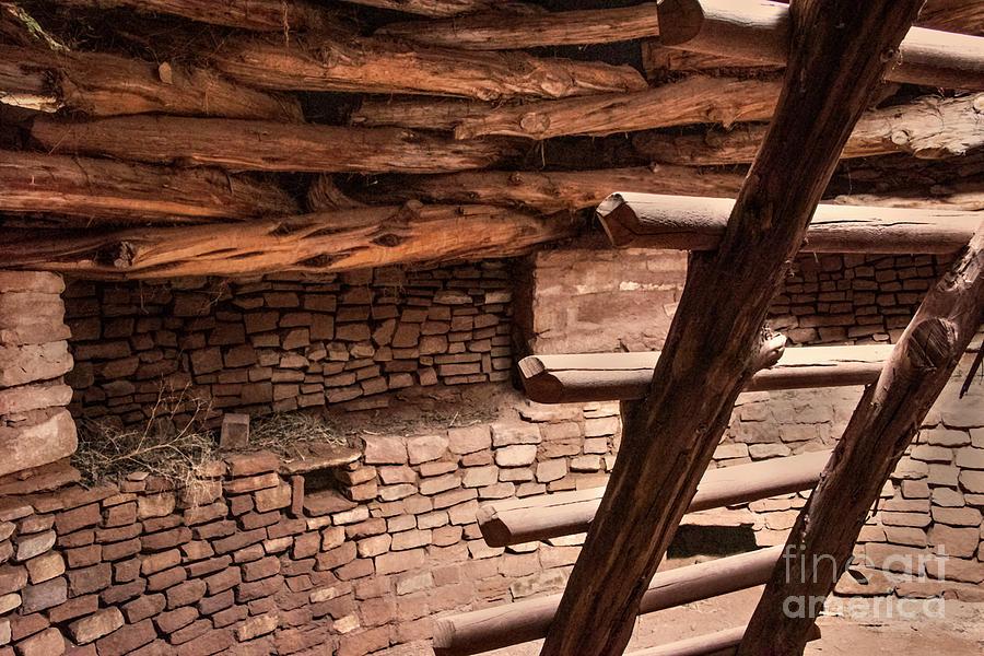 Anasazi Home Photograph by Mae Wertz