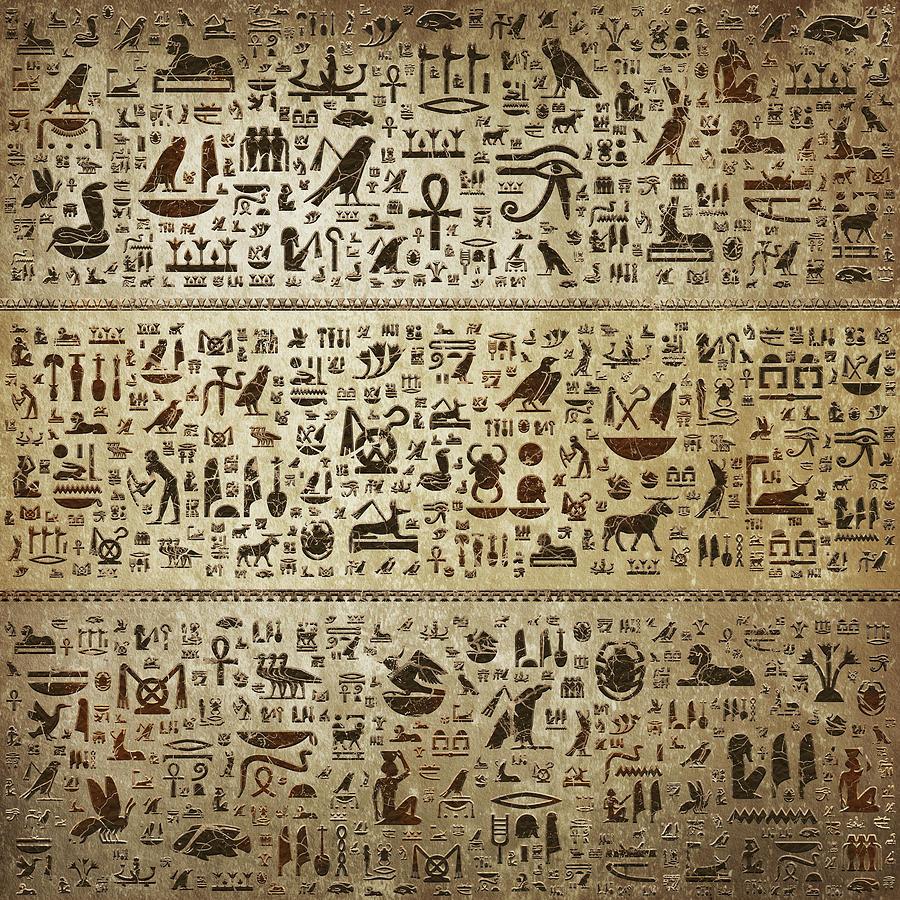 Egyptian erotic art