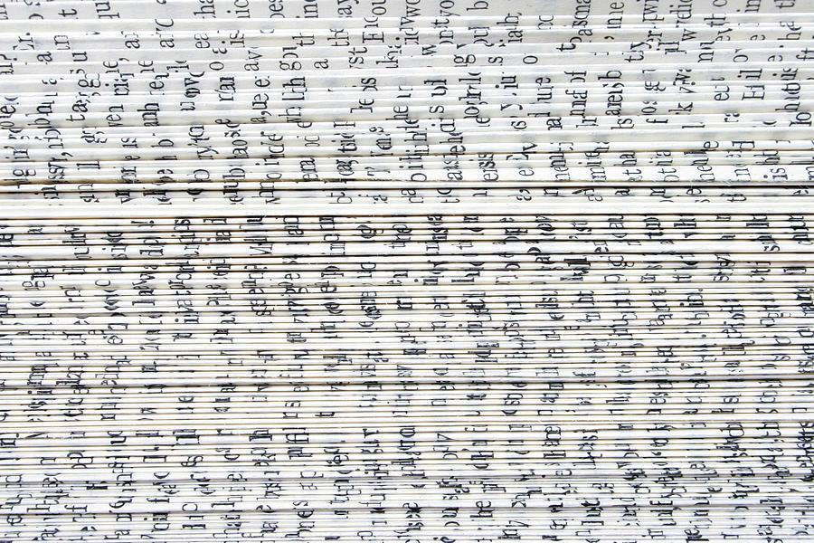 Ancient Paper Book Photograph by Valerie Loiseleux