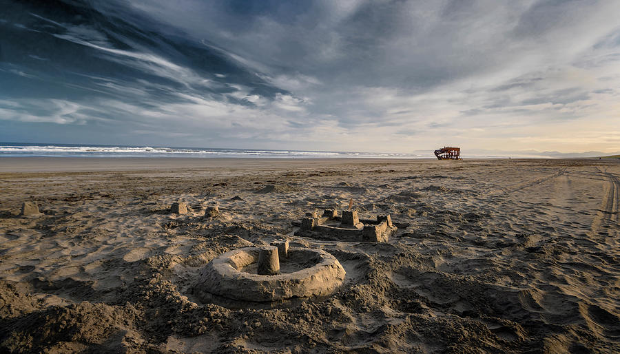 And so castles made of sand by John Poon