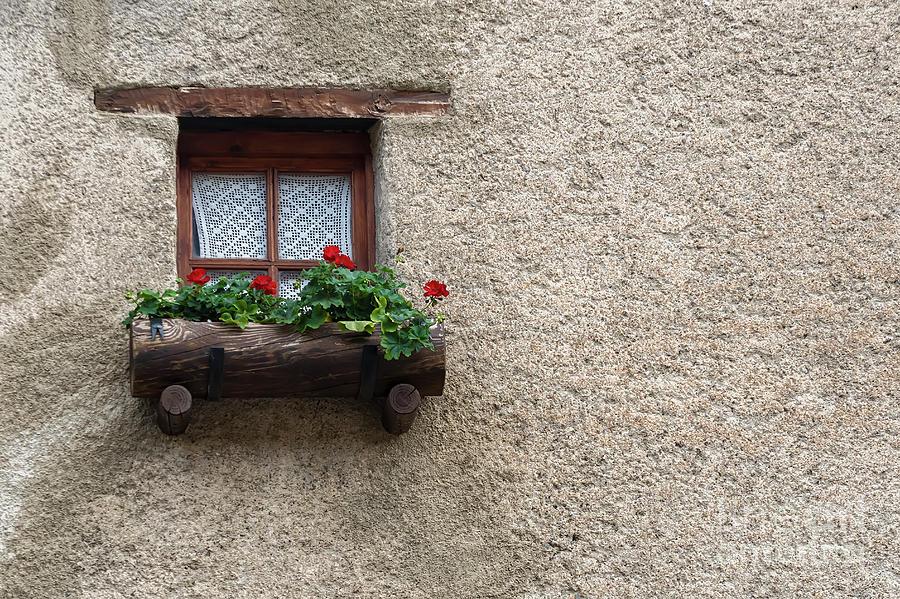 Andorran window by Hernan Bua