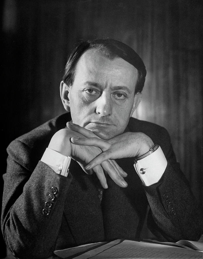 Andre Malraux Photograph by Tony Linck