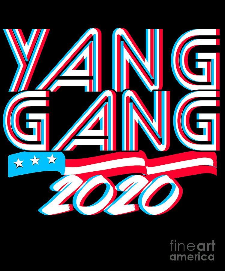 Andrew Yang Gang 2020 by Flippin Sweet Gear