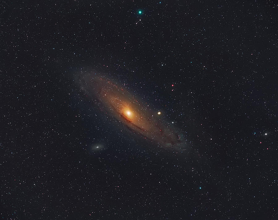 Andromeda Galaxy by Andrea Auf Dem