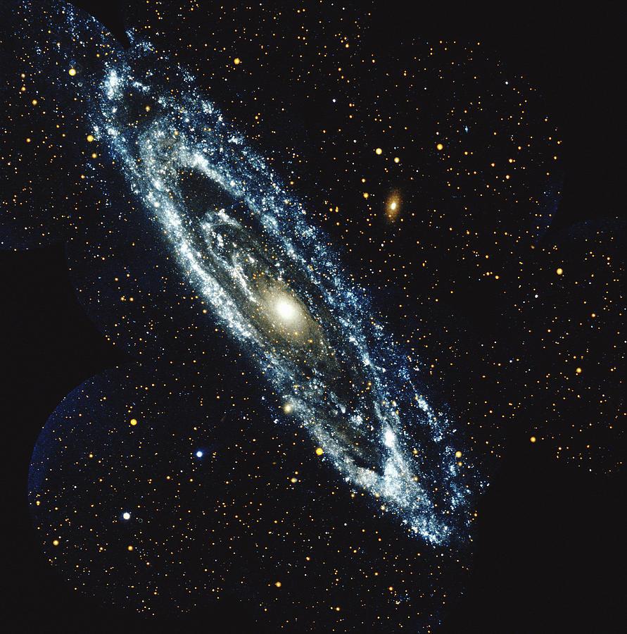 Andromeda Galaxy Photograph by Stocktrek
