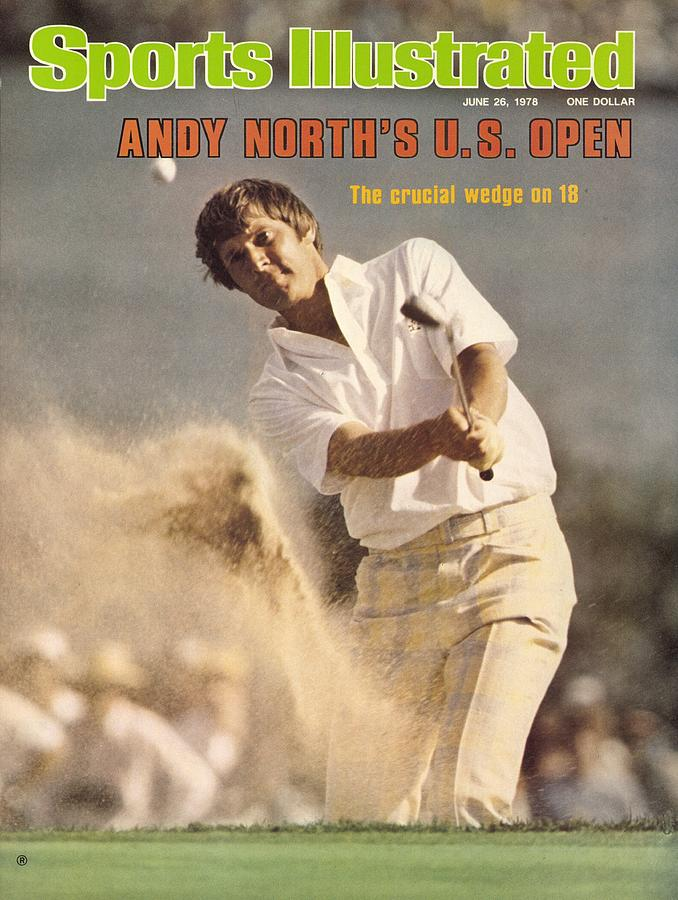Andy North, 1978 Us Open Sports Illustrated Cover Photograph by Sports Illustrated