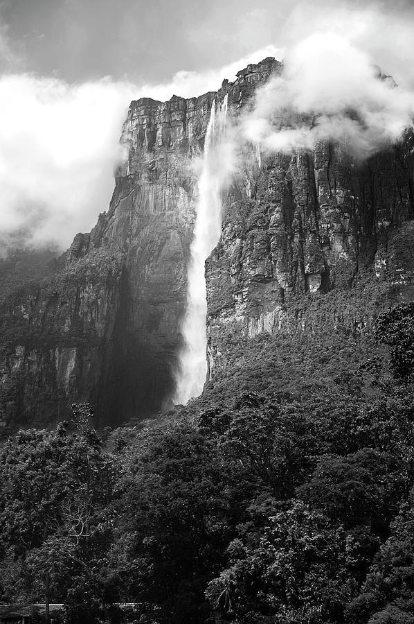 Angel Falls Photograph by Ray Massey