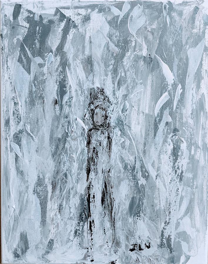 Angel in the midst of turmoil by Jennifer Nease