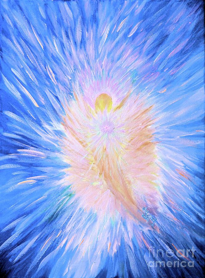 Angel of Faith by Alorah Tout