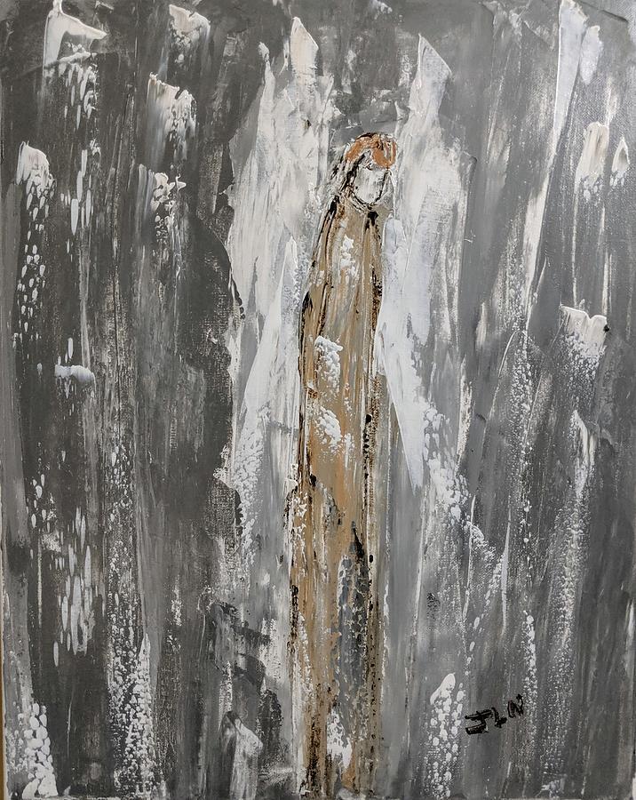 Angel of peace by Jennifer Nease