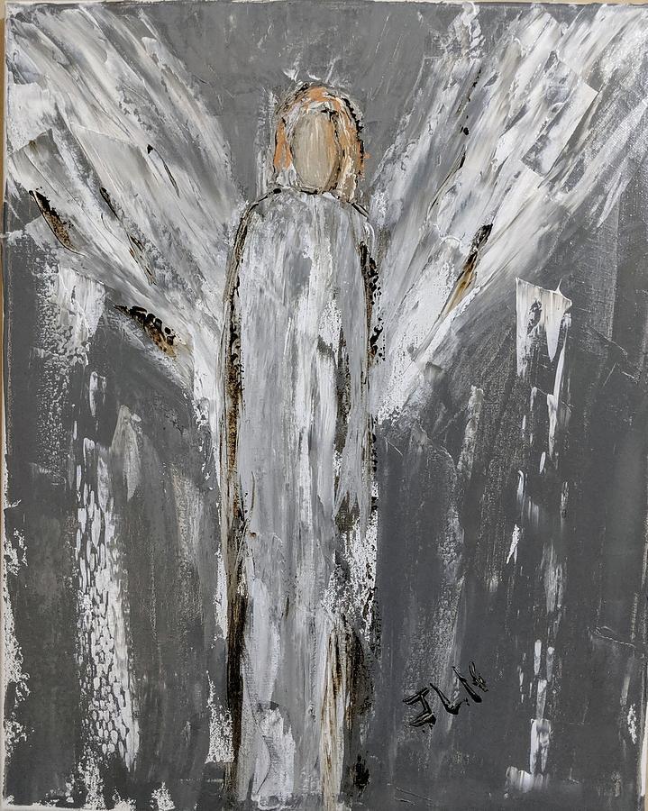 Angel of strength  by Jennifer Nease