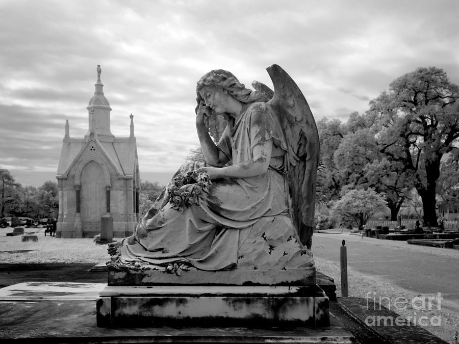 Angel Tombstone, 2010 by Carol Highsmith