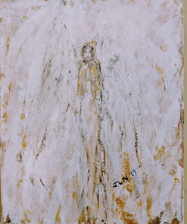 Angel watching over you by Jennifer Nease