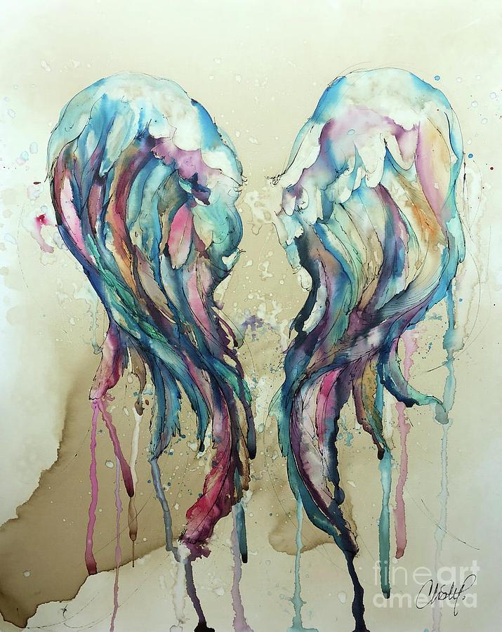 Angel Wings by Christy Freeman Stark