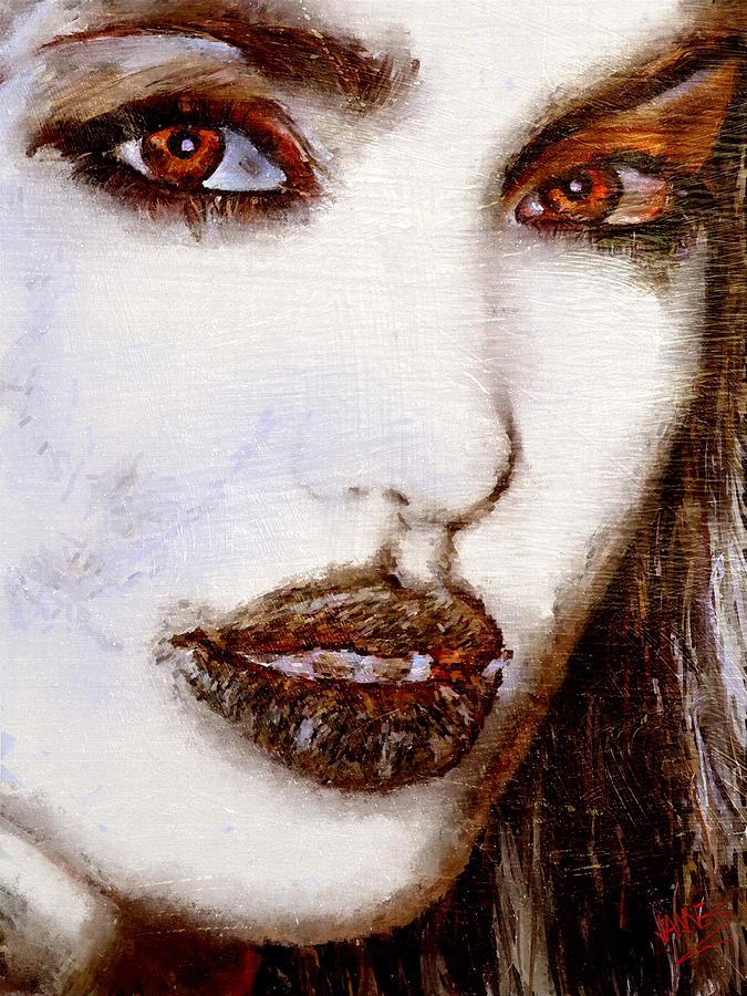 Angelina Jolie by James Shepherd