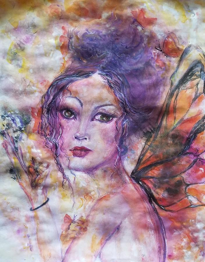 Angels in the Garden by Katie Halvin