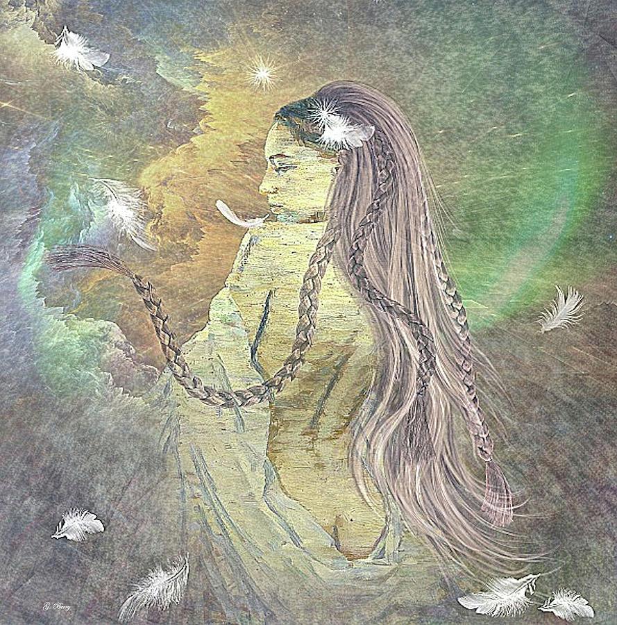 ANGEL'S  LIGHT by G Berry