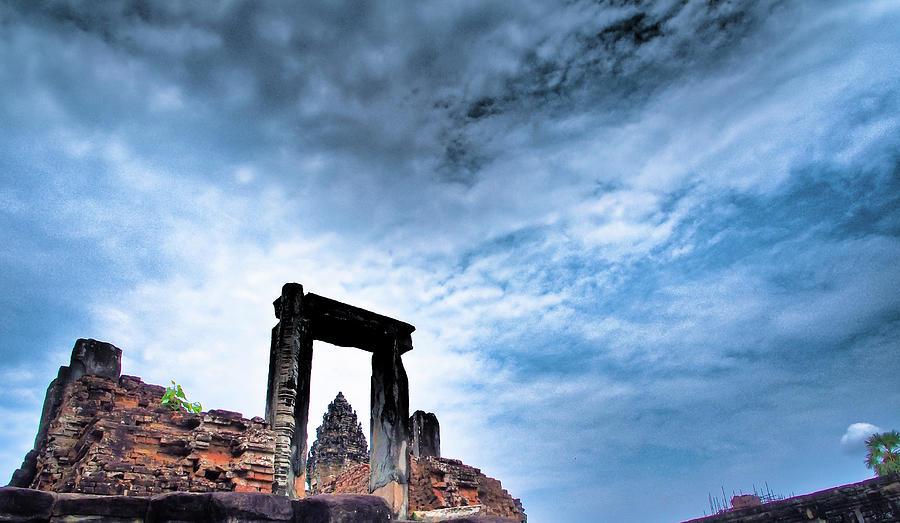 Angkor Photograph by Cjfan